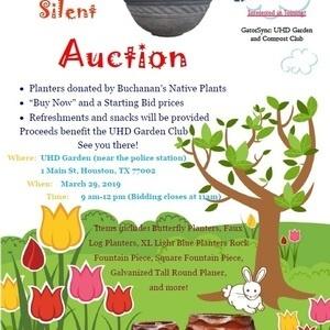 UHD Sustainability Garden-Silent Auction