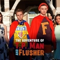 The Adventure of T.P. Man and Flusher - Film Screening