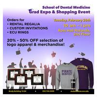 School of Dental Medicine Grad Expo