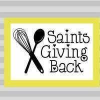 Saints Giving Back DNH Visit