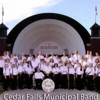 "Cedar Falls Municipal Band ""Twilight Serenade"""