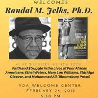 Randal Jelks: Faith & Struggle