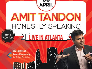 Honestly Speaking – Amit Tandon Stand-Up Comedy