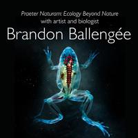 Visiting Artist Lecture: Brandon Ballengée