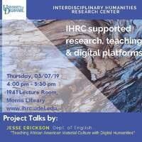 IHRC Project Talks