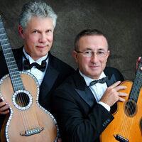 Guest Recital: Rucco-James Duo, guitar