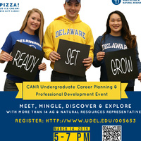 Ready-Set-Grow: CANR Undergraduate Career Planning & Professional Development