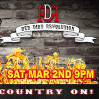 Red Dirt Revolution Live @ Caddies!