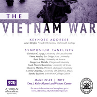 The Vietnam War Symposium