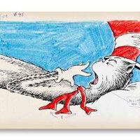 The Art of Dr. Seuss Birthday & Rare Art Exhibit