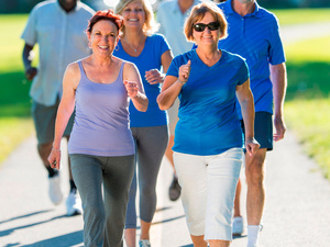 Walk the Talk: National Nutrition Month
