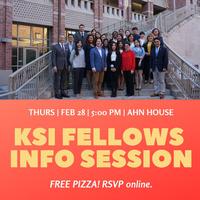 KSI Fellows Info Session