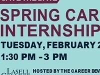 Career & Internship Fair
