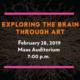 Brain Awareness Week Speaker - Julia Buntaine Hoel