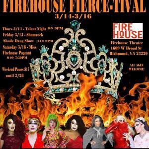 The First Annual Firehouse Fierce-tival
