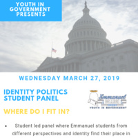 Civic Engagement Week Day 3: Identity Politics