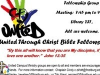 United Through Christ Bible Fellowship Meeting