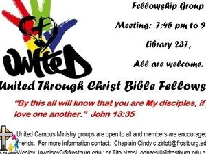 United Through Christ Bible Fellowship Meeting