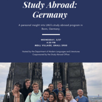 Study Abroad: Germany