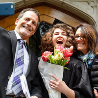 2019 Commencement: All-campus reception