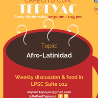 Cafecito con Tepeyac: How do we define Afro-Latinidad?
