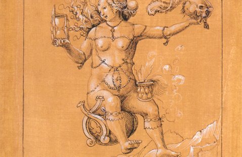 """Lecture:  """"Niklaus Knows Everything: Magic, Heresy, and the Limitations of Knowledge in Late Medieval Swiss Art"""""""