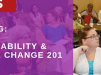 Sustainability 201 (Staff Training)