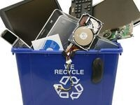 E-cycleMania: Electronics Recycling Week