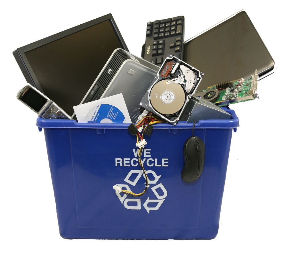 E-cycleMania: Electronics Recycling Week - Cornell