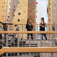 SOU Lithia Pavilion Gym