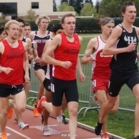 SOU Mens  Track & Field