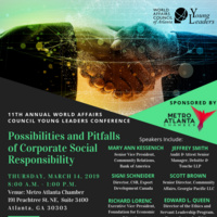 POSTPONED - Corporate Social Responsibility Conference