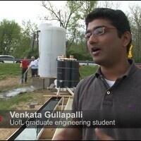 Sustainability Roundtable: Venkata Gullapalli (Civil Engineer, Louisville Metro Parks)
