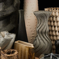 Ceramic Commons: 3D Printed Ceramics Collaborative Exhibitions