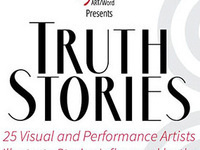 ART/Word presents: Truth Stories Artists' Reception