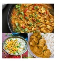 C-Cubed Luncheon- Vegetable and Chicken Korma