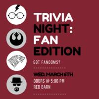 Trivia Night: Fan Edition