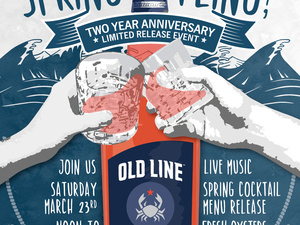 Spring Fling: Two Year Anniversary and Rum Release Party