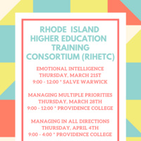 RIHETC - Managing Multiple Priorities