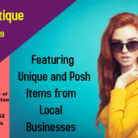 Up-Scale Pop-Up Boutique