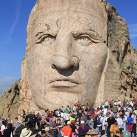 Fall Volksmarch at Crazy Horse Memorial