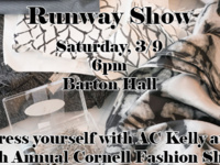 Cornell Fashion Collective Runway Show