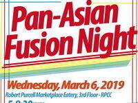 Pan Asian Fusian Night