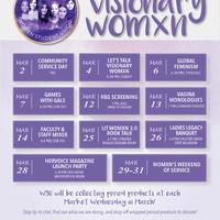 WOMXN HISTORY MONTH: GBM on Global Feminism