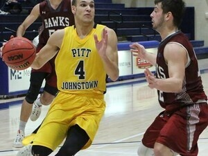 Pitt-Johnstown Hosts PSAC Men's First-Round Game