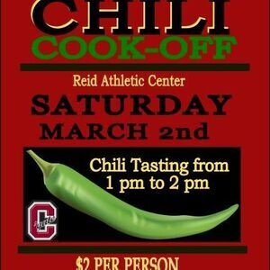 WBB Chili Cook-off