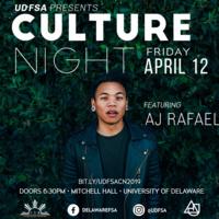 FSA Presents: Culture Night 2019