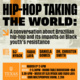 Hip-hop taking the world: A conversation about Brazilian hip-hop and its impacts on Black youth's resistance