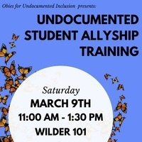 Undocu-Ally Training