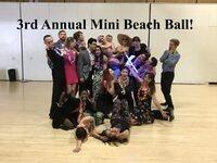 3rd Annual Mini Beach Ball
